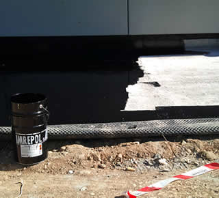Waterproofing of slabs1