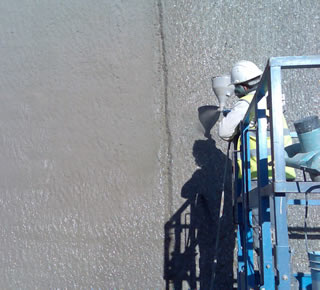 Waterproofing for party walls1